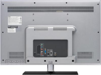 Телевизор TCL L26E3130C - вид сзади