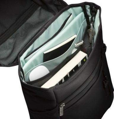 Рюкзак для ноутбука Case Logic NOXB-114  (Black) - внутренний вид