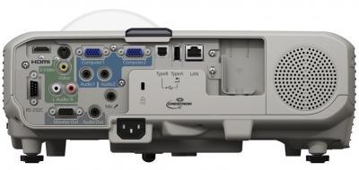 Проектор Epson EB-420 - вид сзади