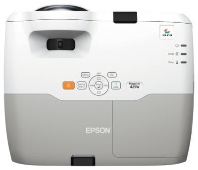 Проектор Epson EB-425W - вид сверху