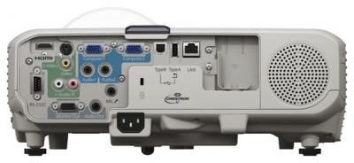 Проектор Epson EB-425W - вид сзади