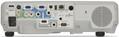Проектор Epson EB-915W - вид сзади