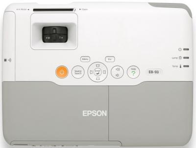 Проектор Epson EB-93 - общий вид