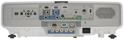 Проектор Epson EB-G5950 - вид сзади