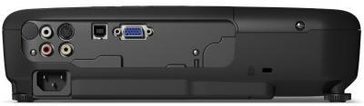 Проектор Epson EB-S02 - вид сзади