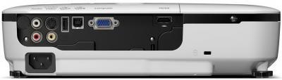 Проектор Epson EB-X12 - вид сзади