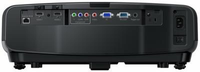 Проектор Epson EH-TW9000 - вид сзади