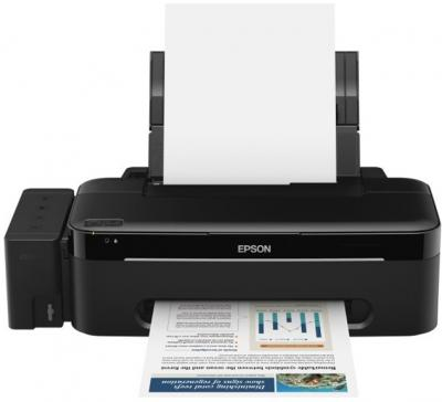 Принтер Epson L100 - общий вид