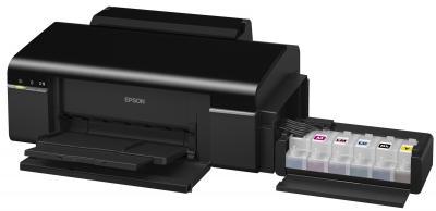 Принтер Epson L800 - общий вид