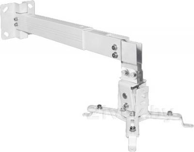 Кронштейн для проектора Arm Media Projector-3 (белый) - общий вид
