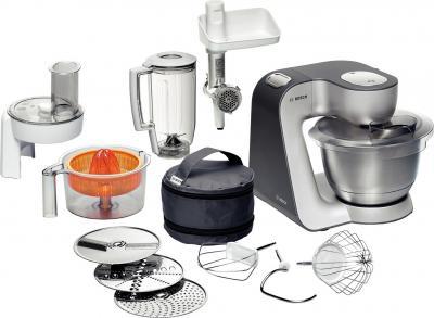 Кухонный комбайн Bosch MUM 54240 - общий вид