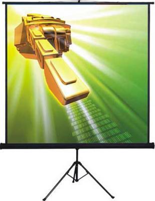 Проекционный экран Classic Solution Libra 180x180 (T 180x180/1 MW-LS/B) - общий вид
