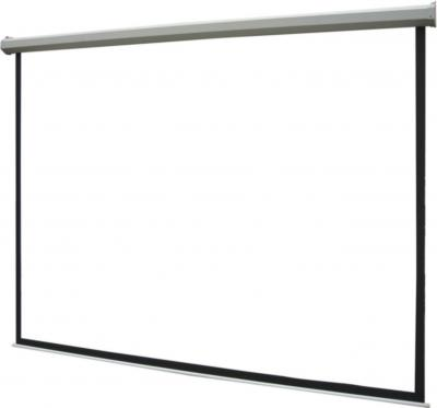 Проекционный экран Classic Solution Norma 203x153 (W 195x145/3 MW-L8/W) - общий вид