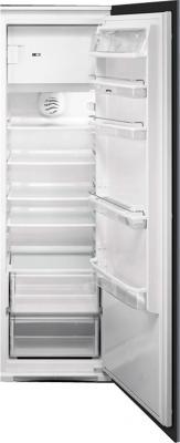 Холодильник с морозильником Smeg FR310APL1 - Вид спереди