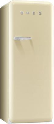 Морозильник Smeg CVB20RP - Вид спереди