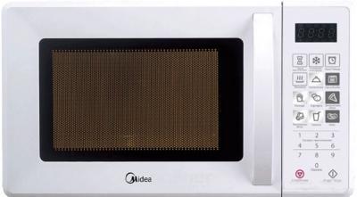 Микроволновая печь Midea EG823HCH - вид спереди