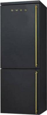 Холодильник с морозильником Smeg FA800AS9