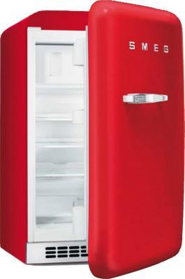 Холодильник с морозильником Smeg FAB10RR - Вид с открытой дверцей