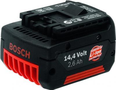 Аккумулятор для электроинструмента Bosch 14,4в 2,6Ач. Li Ion  (2.607.336.078) - общий вид