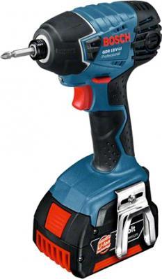 Профессиональный гайковерт Bosch GDR 18 V-LI Professional - общий вид