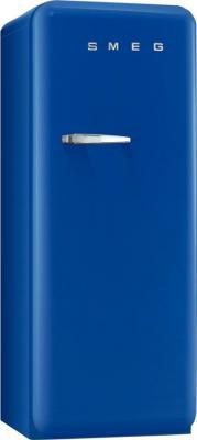 Холодильник с морозильником Smeg FAB28RBL1 - Вид спереди