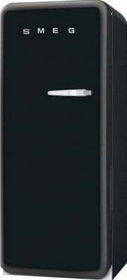 Холодильник с морозильником Smeg FAB28LNE1 - Вид спереди