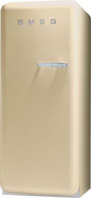 Холодильник с морозильником Smeg FAB28LP1 - Вид спереди