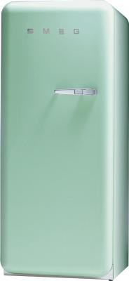 Холодильник с морозильником Smeg FAB28LV1 - Вид спереди