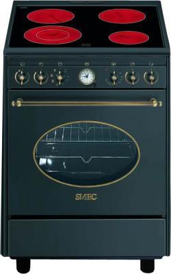 Кухонная плита Smeg CO61CMA - общий вид