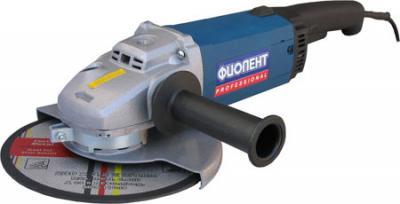 Угловая шлифовальная машина Фиолент МШУ 1-20-230 - общий вид