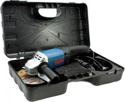 Угловая шлифовальная машина Фиолент МШУ 3-11-150 (в чемодане) - кейс