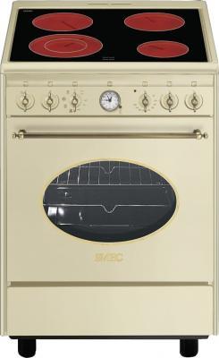 Кухонная плита Smeg CO61CMP - вид спереди