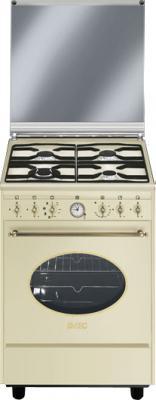 Кухонная плита Smeg CO61GMPI - общий вид