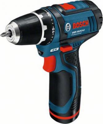 Профессиональная дрель-шуруповерт Bosch GSR 10,8-2-LI Professional (0601868100) - общий вид