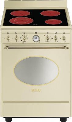 Кухонная плита Smeg CO68CMP9 - вид спереди