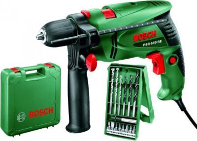 Дрель Bosch PSB 650 RE (0.603.128.005) - комплектация