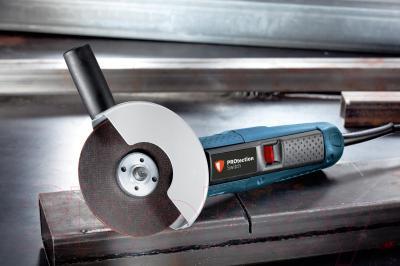 Профессиональная болгарка Bosch GWS 9-115 Professional (0.601.790.000) - в работе