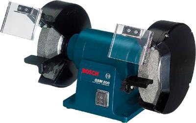 Профессиональный точильный станок Bosch GSM 200 D - общий вид