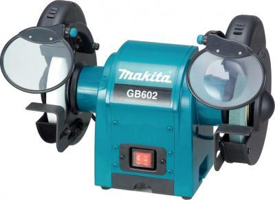 Профессиональный точильный станок Makita GB602 - общий вид