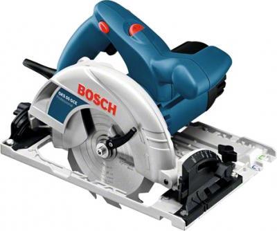 Профессиональная дисковая пила Bosch GKS 55 GCE Professional (0.601.664.901) - общий вид