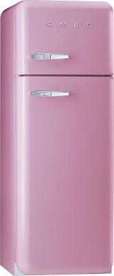 Холодильник с морозильником Smeg FAB30RO7 - Вид спереди