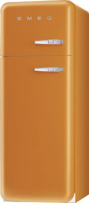Холодильник с морозильником Smeg FAB30OS7 - Вид спереди
