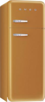 Холодильник с морозильником Smeg FAB30O7 - Вид спереди