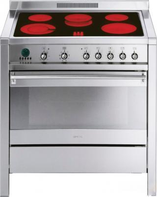 Кухонная плита Smeg A1C-6 - общий вид