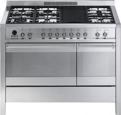 Кухонная плита Smeg A3-7 - общий вид