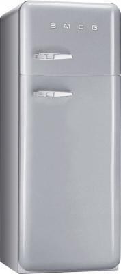 Холодильник с морозильником Smeg FAB30X7 - Общий вид