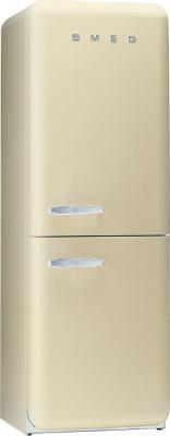 Холодильник с морозильником Smeg FAB32P7 - Вид спереди