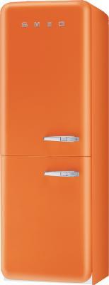 Холодильник с морозильником Smeg FAB32OS7 - Вид спереди