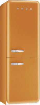 Холодильник с морозильником Smeg FAB32O7 - Вид спереди