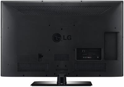 Телевизор LG 32LS3400 - вид сзади